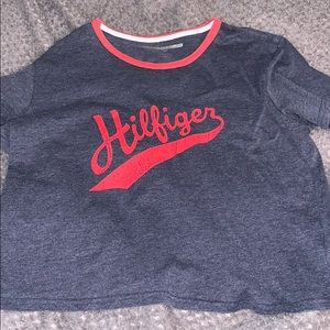 Tommy Hilfiger Sport Cropped Tee